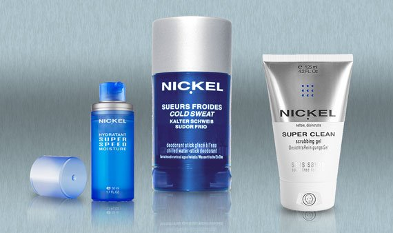 Nickel Skincare for Men  -- Visit Event