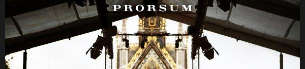 Prorsum