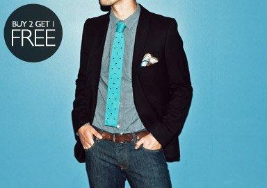 Shop Skinny Vintage Ties & Bow Ties