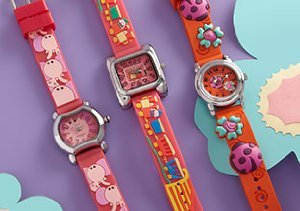 Telling Time: Activa Watches