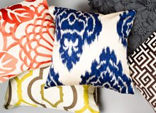 Pick Your Palette Warm, Cool, & Neutral Pillows