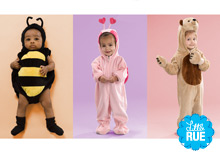 Halloween Costumes for Little Pumpkins