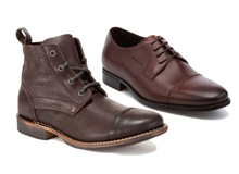 Feel For Fall Men's Leather, Suede & Canvas Shoes