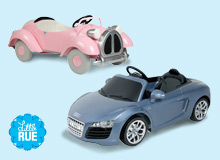 Take a Joy Ride  Luxe Ride-On Toys