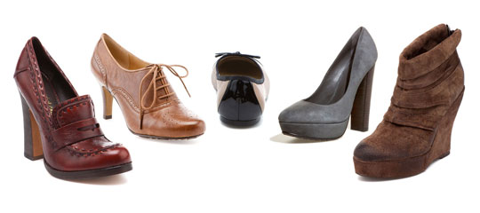 Feel For FallWomen's Leather & Suede Shoes