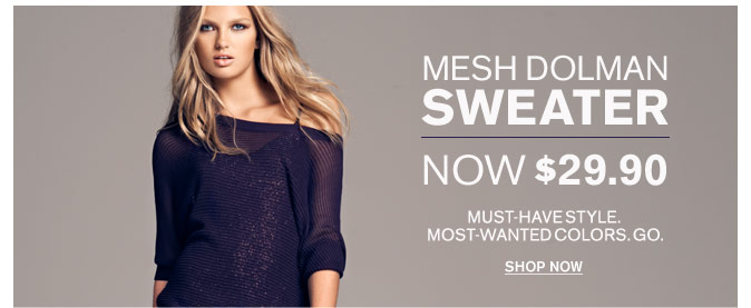 Shop Women's Dolman Sweaters