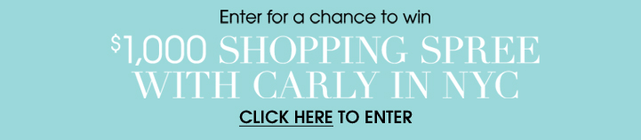 Carly Rae Jepsen Contest - Click To Enter