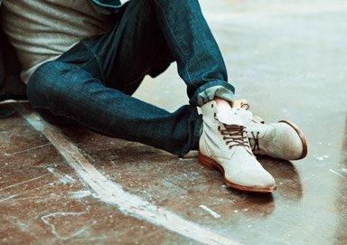 Shop Fall Staples: Denim & Boots
