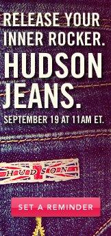 Hudson. Set A Reminder.