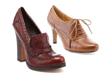 Feel For Fall Women's Leather & Suede Shoes