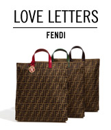 Love Letters. Fendi.