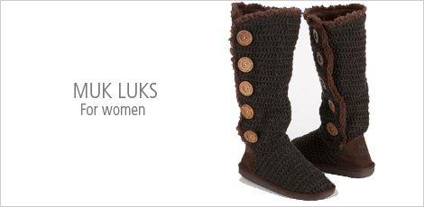 Muk Luks for Women