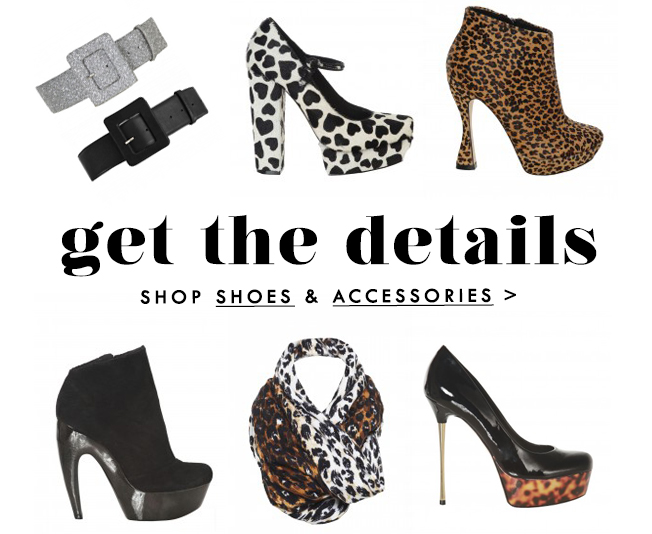 Get The Details - Shop Shoes and Accessories