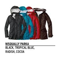 Nisqually® Lightweight Parka