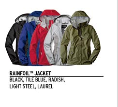 WeatherEdge® Rainfoil™ Jacket