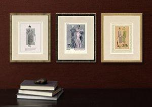 ARCHIVE: Parisian Couture Vintage Prints