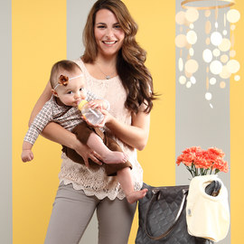 Welcome Baby: Maternity, Gear & Toys