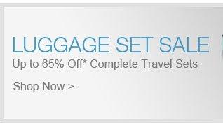 Shop Luggage Set Sale