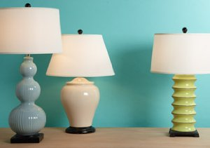 Comfortable Home: Ceramic Lighting