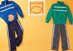 Gym Class Essentials for Boys