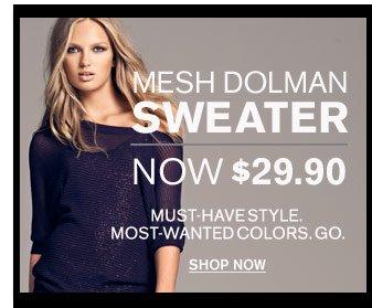 Shop Women's Dolman Sweaters