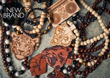 Shop All New Wooden & Gemstone Jewelry