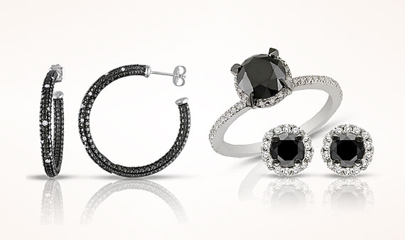 Black & White Diamonds Jewelry Event  -- Visit Event