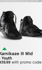 Kamikaze III Mid - Youth