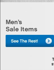 Men's Sale Items | See the Rest!