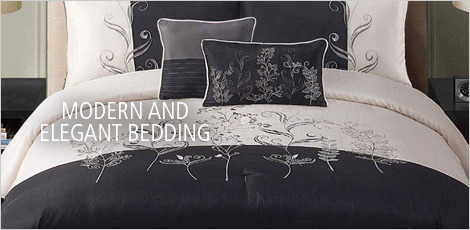 Modern and Elegant Bedding