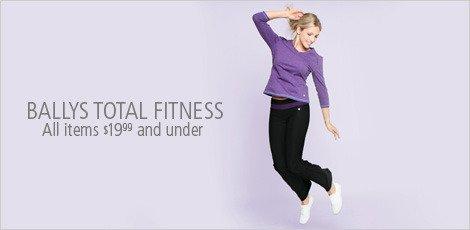 Ballys Total Fitness