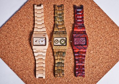 Shop Introducing: The WeWood D2 Chrono