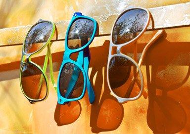 Shop Favorite Sunglasses Feat. Sunscape