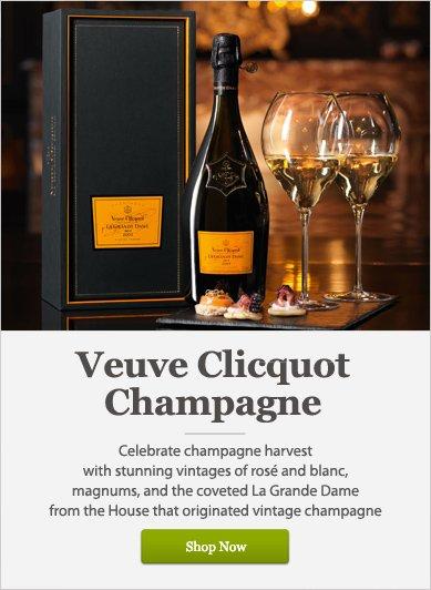 Veuve Clicquot Champagne - Shop Now