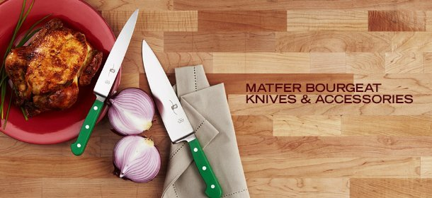 MATFER BOURGEAT KNIVES & ACCESSORIES, Event Ends September 23, 9:00 AM PT >