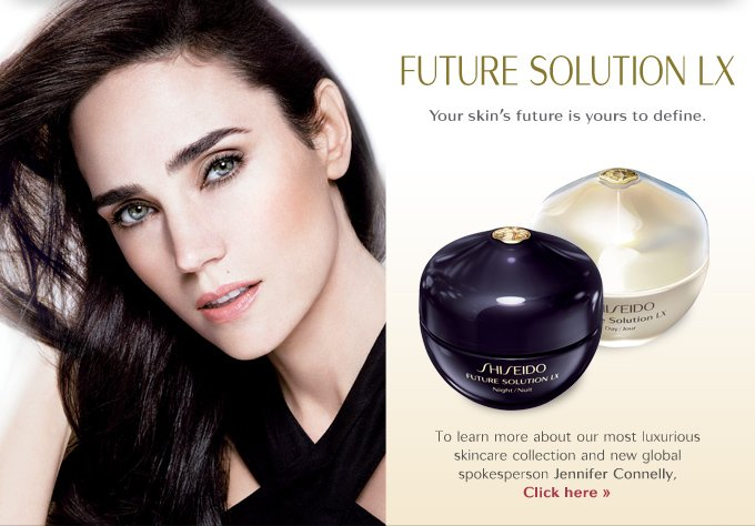 Future Solution with Jennifer Connelly