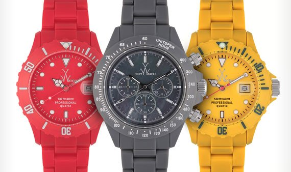 Toy Watch -- Visit Event