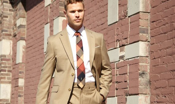 Tommy Hilfiger Tailored Clothing -- Visit Event