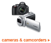cameras and camcorders