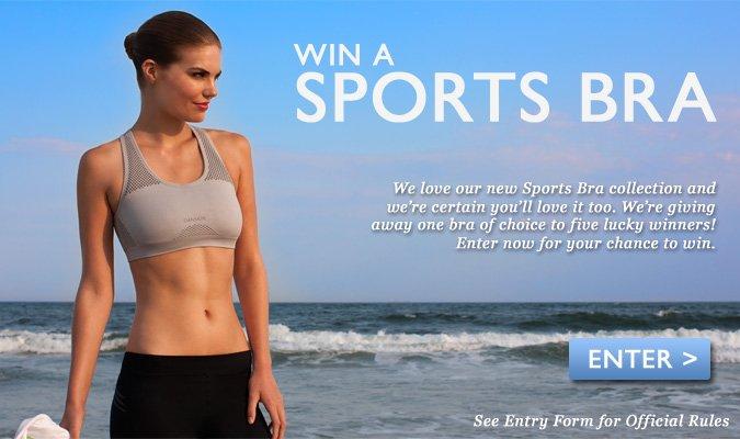 Win A Sports Bra