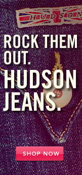 Hudson. Shop Now.