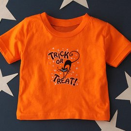 Halloween Tees: Mommy & Me