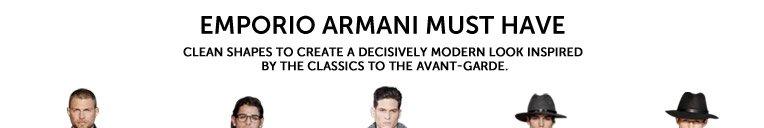 Emporio Armani Must Have