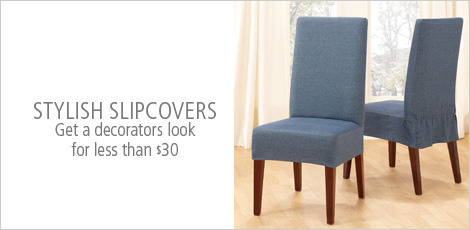 Stylish Slipcovers