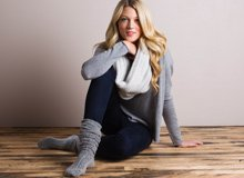 You'll Need a Sweater Women's Cashmere & More