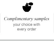 Complimentary samples