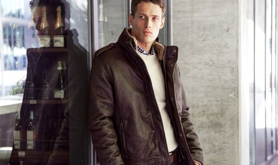Calvin Klein Men's Outerwear-- Visit Event