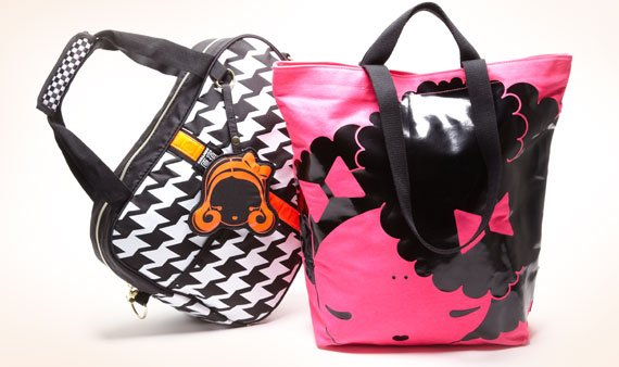 Harajuku Lovers Handbags   -- Visit Event
