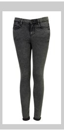 MOTO Acid Supersoft Skinny Leigh Jeans