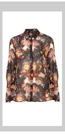 Oversize Floral Shirt